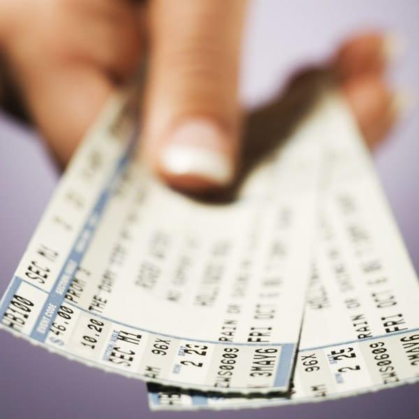 Variable ticket printing
